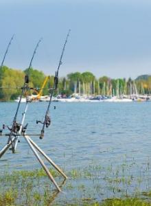 手竿钓鱼难?这3种垂钓技巧,学会让你连竿爆护,轻松钓大鱼