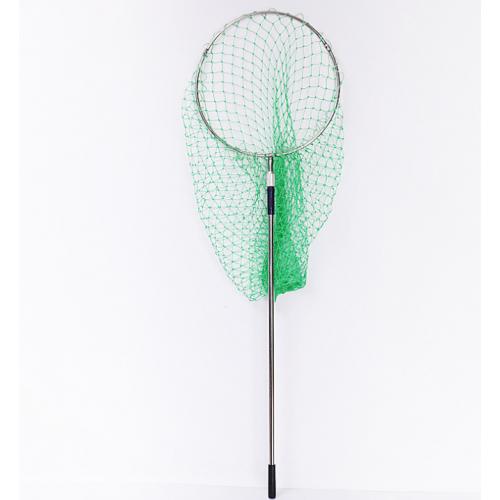 渔具批发市场 不锈钢焊接抄网头抄网圈 巨物鲟鱼不锈钢大抄网